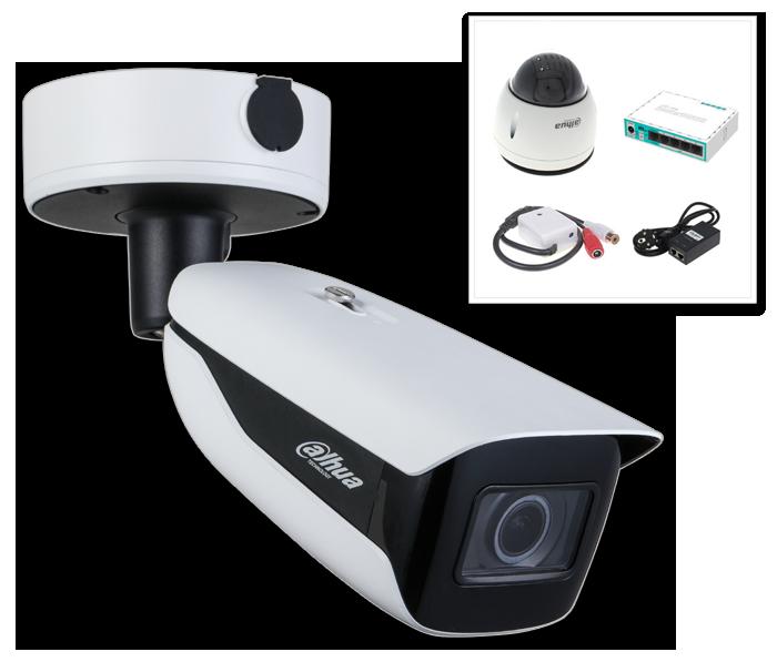 Transmisje sesji profesjonalna kamera